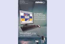 6555 WeatherlinkIP Data Logger and Software for Windows